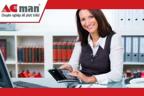 Nhân viên kế toán phải làm việc chính xác và nhanh nhẹn