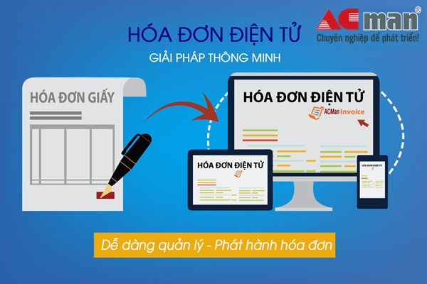 Hóa đơn điện tử ACMan 9.1 E-invoices được các doanh nghiệp tin chọn