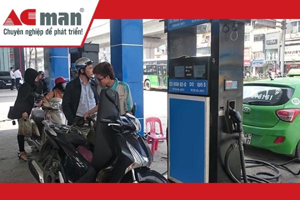 Các cây xăng sẽ được áp dụng hóa đơn điện tử theo lộ trình.