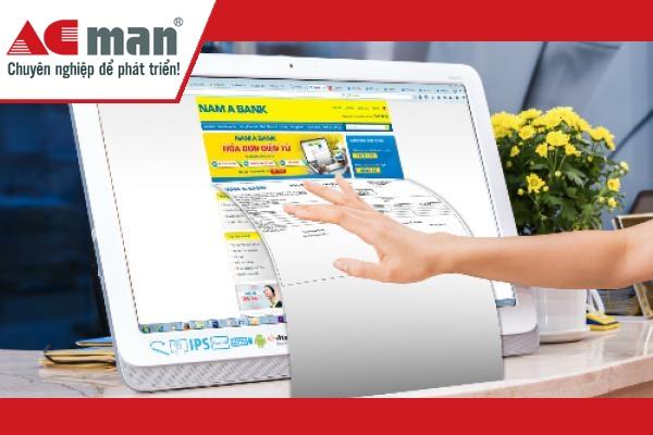 Ngân hàng Nam A Bank nhanh chóng ứng dụng hóa đơn điện tử
