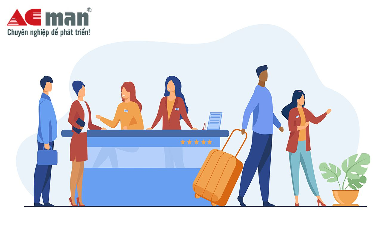 ACMan Hotel - Phần mềm quản lý khách sạn đơn giản và dễ sử dụng nhất