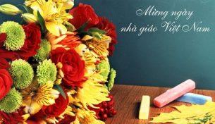 ACMan Chúc mừng lễ kỷ niệm 35 năm ngày nhà giáo Việt Nam !