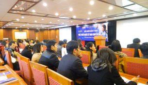 Hội thảo Đổi mới đào tạo – Phát triển nghề kế toán chuyên nghiệp