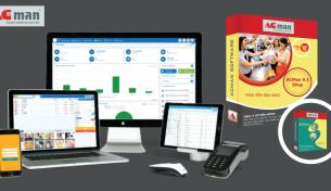 Phần mềm quản lý bán hàng đơn giản, dễ sử dụng nhất hiện nay