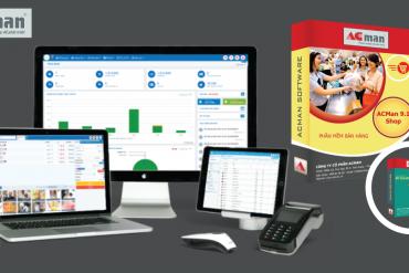 Phần mềm quản lý kho Online