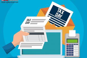 Tự động quyết toán thuế cho doanh nghiệp dịch vụ với phần mềm kế toán ACMan