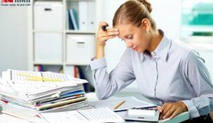 Doanh nghiệp chịu nhiều rủi ro vì những sai lầm về kế toán