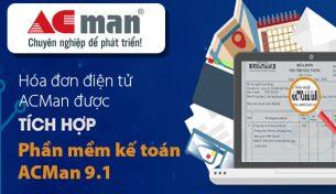 Doanh nghiệp được hưởng lợi gì khi sử dụng hoá đơn điện tử ACMan?