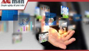 Giải pháp phòng kế toán ảo ACMan trong đào tạo nghề kế toán