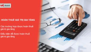 Khái niệm hoàn thuế giá trị gia tăng là gì?