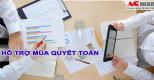 Công ty ACMan hỗ trợ nghiệp vụ mùa quyết toán thuế