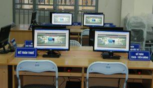 Học kế toán thực hành số liệu thật ngay tại nhà với khóa học phòng kế toán ảo của ACMan