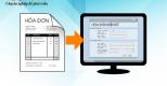 Những lưu ý khi chuyển đổi từ hóa đơn điện tử sang hóa đơn giấy