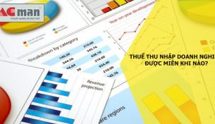 Khoản chi tài trợ nào được trừ thuế thu nhập doanh nghiệp?