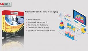 Phần mềm kế toán cho doanh nghiệp dịch vụ