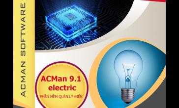 Phần mềm quản lý điện