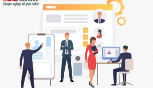 Phần mềm quản lý nhân sự là gì? Vì sao cần sử dụng phần mềm quản lý tiền lương nhân sự?