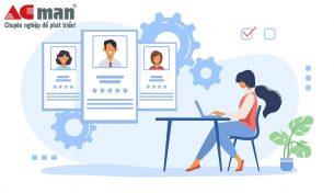 Phần mềm quản lý nhân sự tiền lương Online cho doanh nghiệp