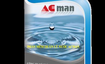 Phần mềm quản lý nước