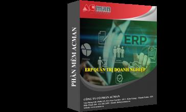 ERP – Quản trị doanh nghiệp