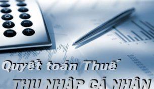 Hướng dẫn quyết toán thuế năm 2014