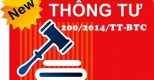 Thông tư số 200/2014/TT-BTC ngày 22/12/2014